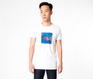 birds-of-paradise-t-shirt