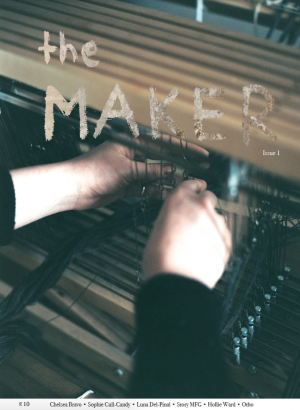 the maker issue 1