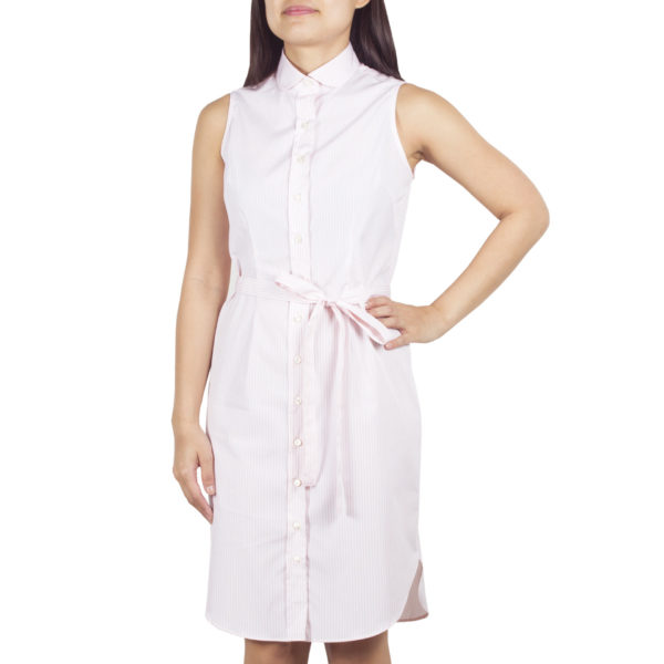 marui shirtdress cotton made in singapore