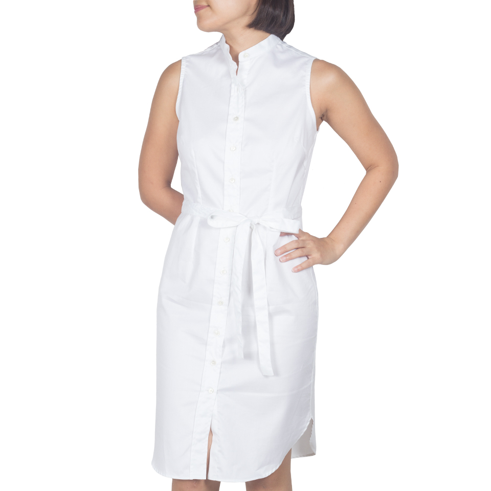 bando shirtdress