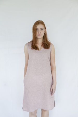 strömma dress linen made in finland