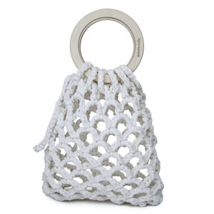 nuotta cotton knit bag
