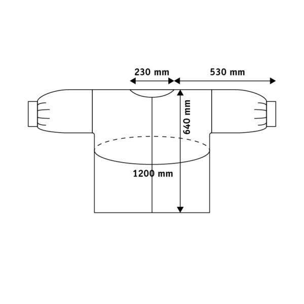 luoto shirt size