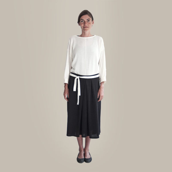 luoto white-merino wool-shirt made in finland