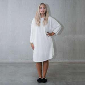 kapalo merino wool dress made in finland