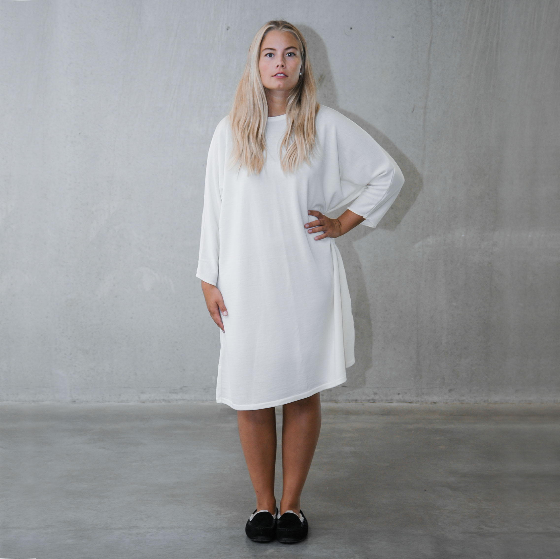 kapalo wool dress