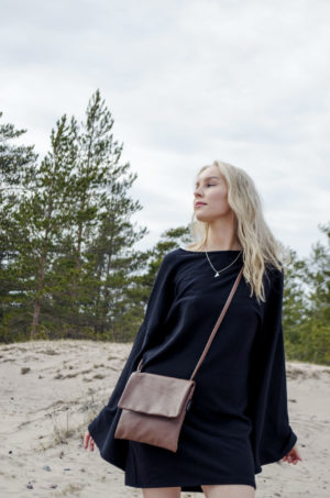 kirje bag reclaimed leather