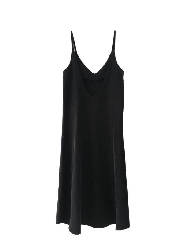 Slip-dress tencel made in england