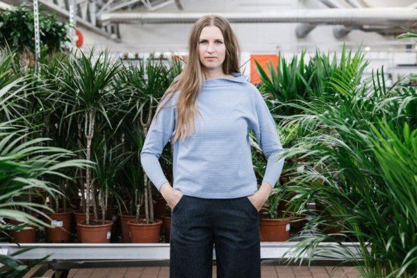 Pisa shirt ethical sustainable clothing