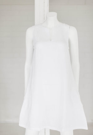linen rumar dress
