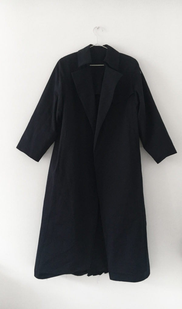 Trenchcoat cotton made in england