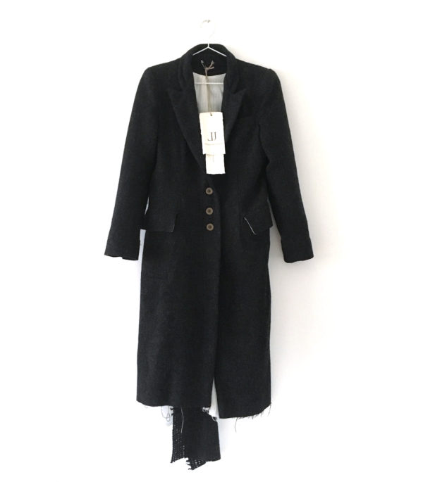 scarfcoat wool made in england