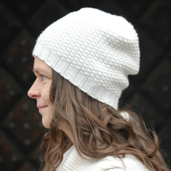 poiju merino wool beanie, made in finland