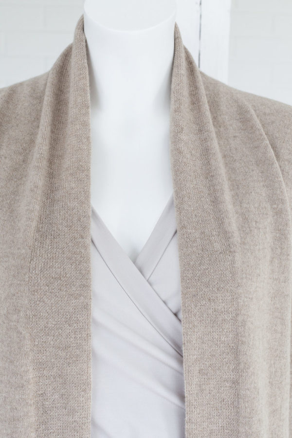 korpostrom wool cardigan, made in finland