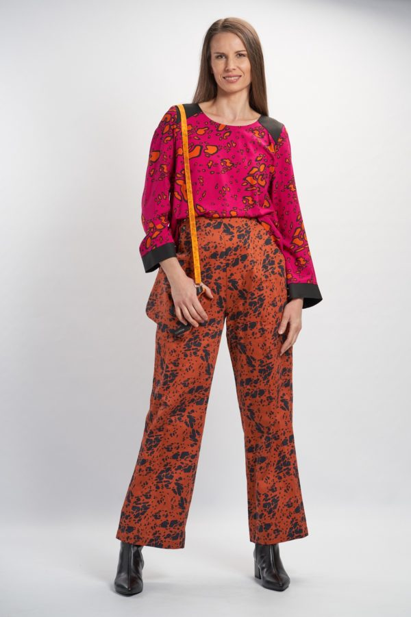 Matruusi trousers rust