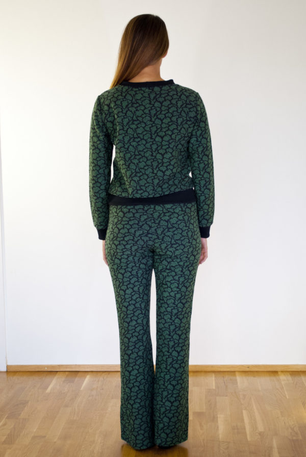turtle trousers cotton made in helsinki