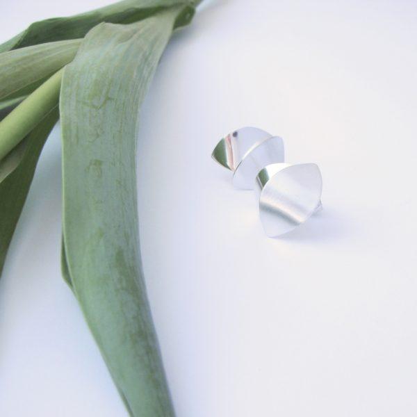 lehdet earrings large