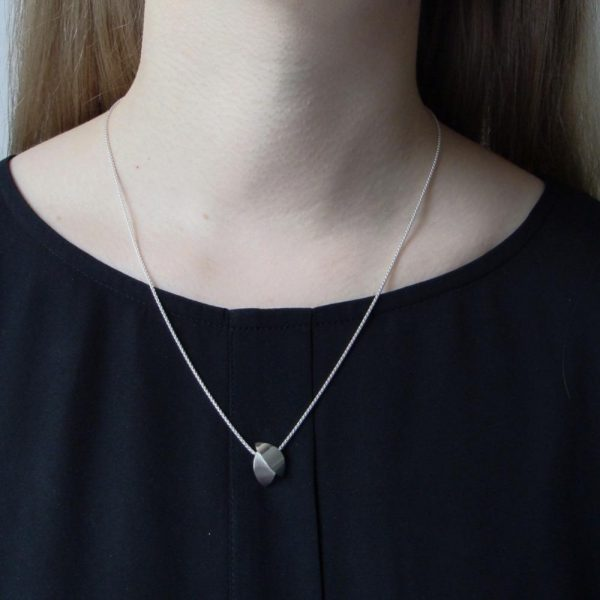 lehdet necklace small