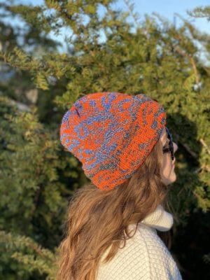 iloittelu beanie wool knitted in fiskars finland