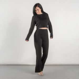 aria trousers merino wool, made in finland