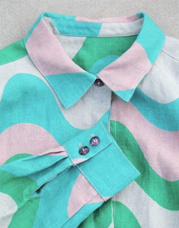 aallot shirt linen