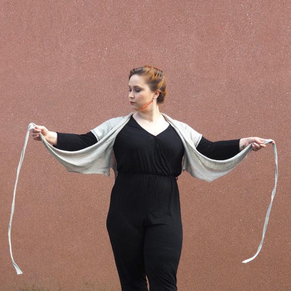 Artemis wrap top