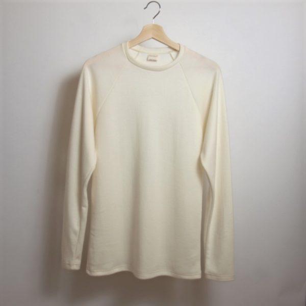 Merino raglan shirt