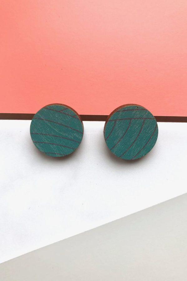 Willow dot earrings