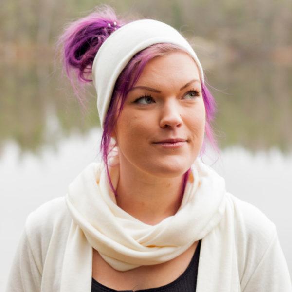 Headband merino wool