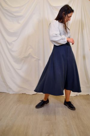 sofia skirt in tencel