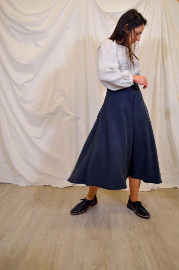 sofia skirt in tencel