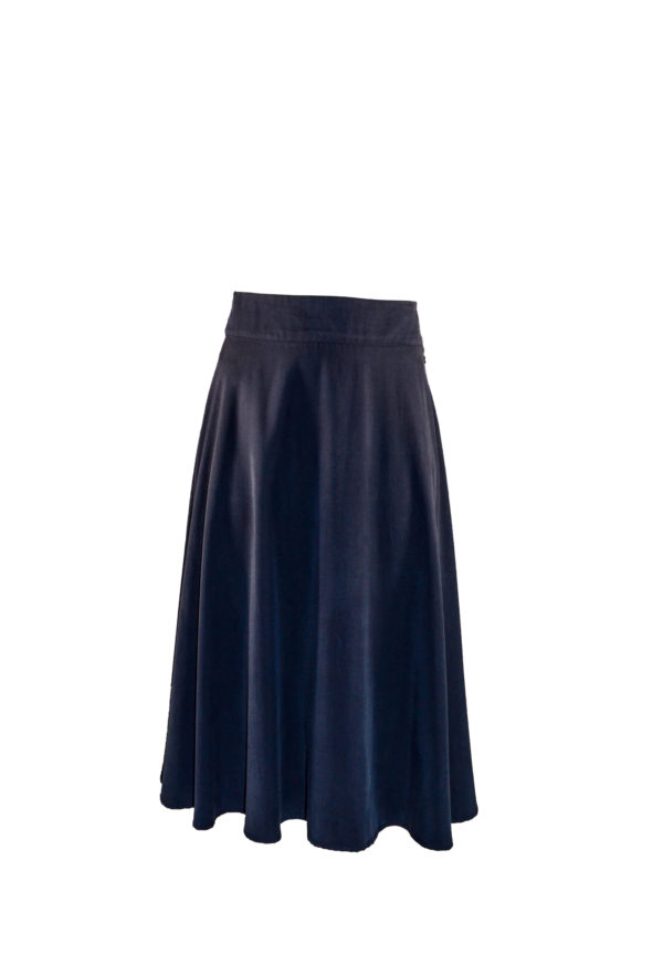 sofia skirt navy