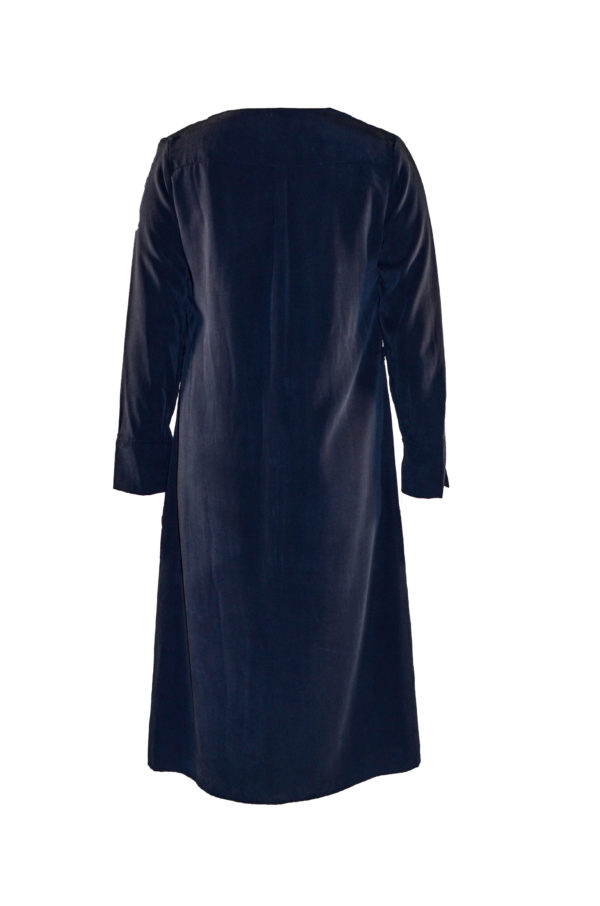 tuula dress back