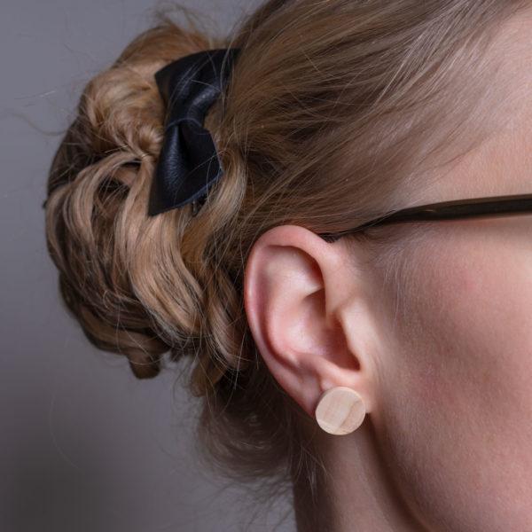 visa earrings