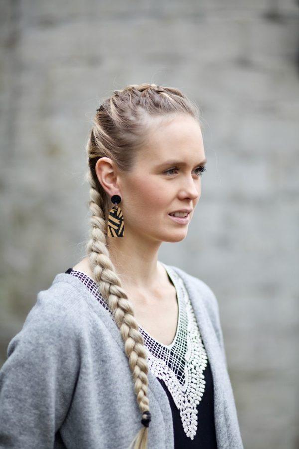 Prairie Sunrise earrings