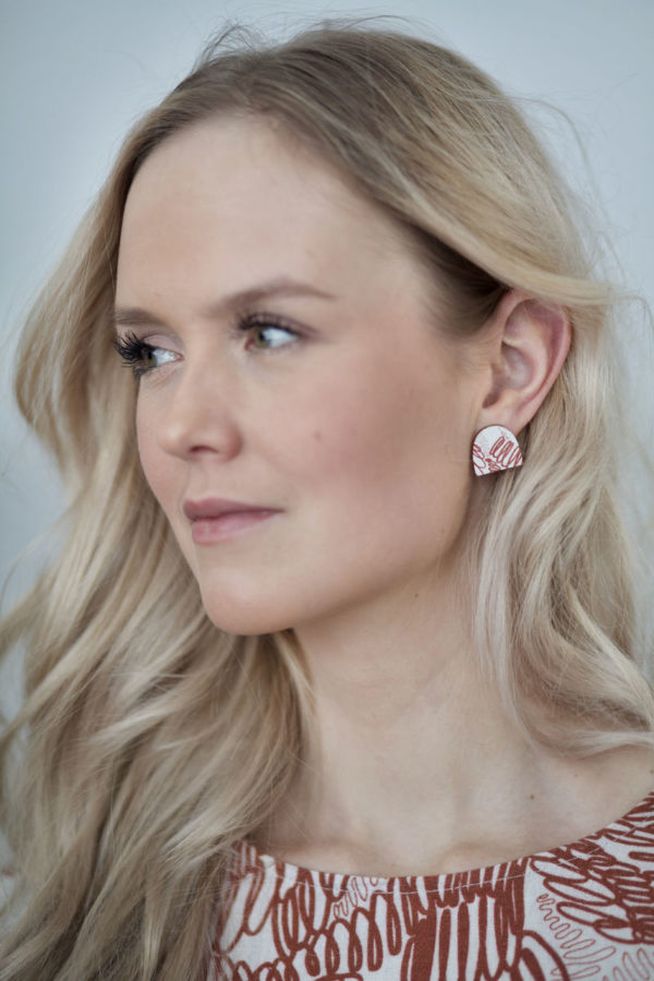 Uphill earrings
