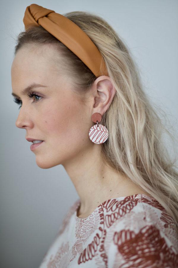 Mindstorm earrings