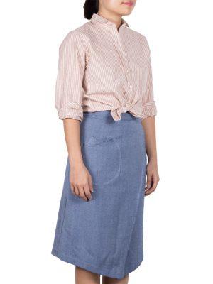 marui shirt cotton made in singapore